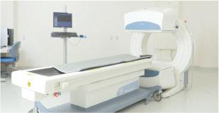 核医学診断用ガンマカメラSPECT装置