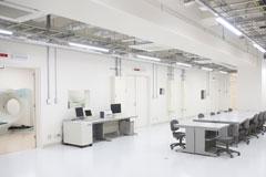実験室自修ホール